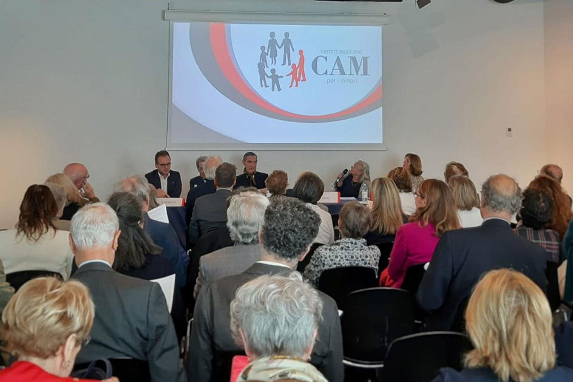 Innovazione CAM – Centro Ausiliario per i minori