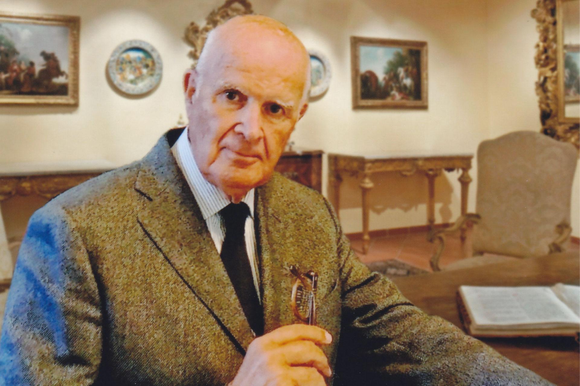 Mario Giannola, marchigiano dell'anno